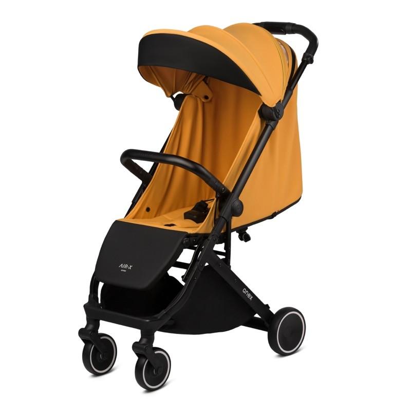 ANEX AIR-X прогулочная коляска, цвет Yellow | Купить в интернет мангазине в СПб