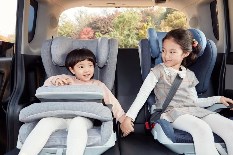 Правильно подобранное автокресло делает поездку комфортной